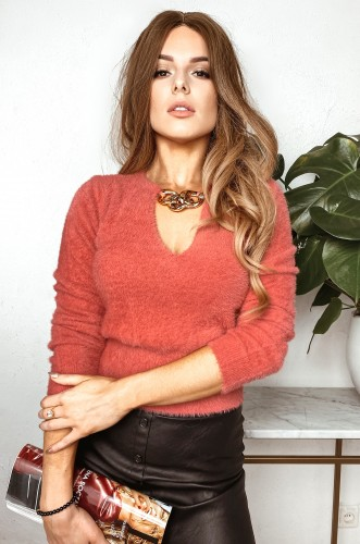 Sweter Ebby Coral